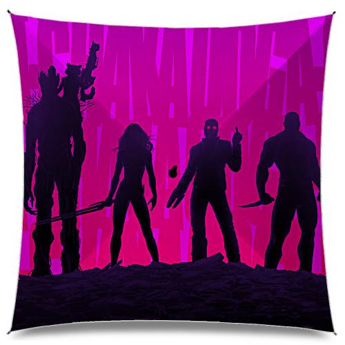 guardians pink Medium Umbrella